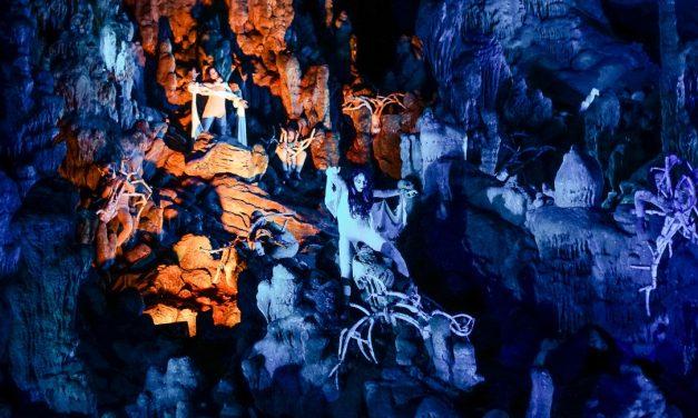 Hell in the Cave, lo spettacolo nelle Grotte di Castellana si replica nei giorni 1, 13 e 21 novembre