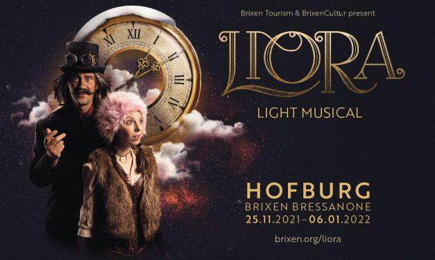Liora. Il nuovo esclusivo light musical a Bressanone per Natale