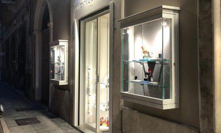 I Gioielli sono per sempre. Il 12 ottobre si inaugura a Bari Enrico Trizio Designer
