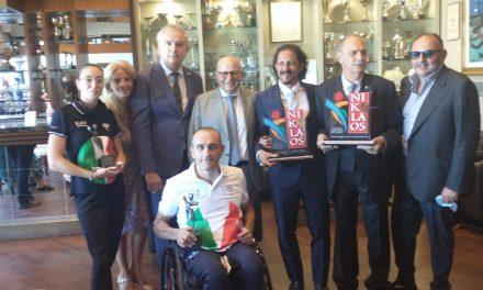 Consegnati oggi i premi Nikolaos dello Sport Città di Bari