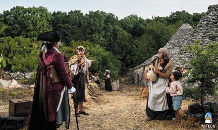 1797-2021. Rievocazione storica il 30 e 31 ottobre ad Alberobello a cura di Arteca