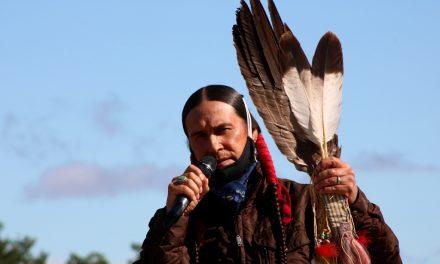 I Lakota Sioux in Umbria. Grande successo per la prima visita della delegazione di Rosebud
