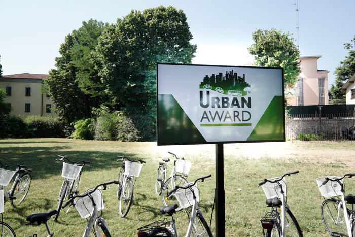Dal 9 all'11 novembre a Parma l'URBAN AWARD premia chi investe in un futuro green